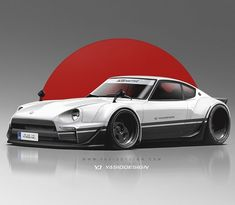 RWB 240Z by Yasid Design