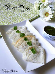 How to make Neer Dose/Neer Dosa (No Fermentation Required), How to make Konkani Dosa,