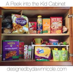 My Favorite Packaged Snacks for Kids {Without HFCS, GMOs, or Artificial Anything!}