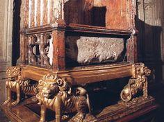 silla de la coronacion de abadia de westminster - Buscar con Google