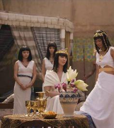 "Nefertari. ""Os Dez Mandamentos"" (2015)"