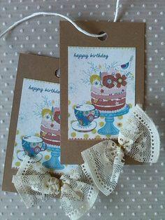 happy birthday картица порукица & машница