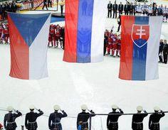 2012 IIHF Ice Hockey World Championship - white-red-blue victory!