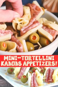 New Years Appetizers, Cold Appetizers, Finger Food Appetizers, Easy Appetizer Recipes, Appetizers For Party, Easy Party Finger Food, Easy Snacks For Party, Bbq Food Ideas Party, Finger Food Recipes