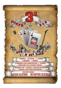 Crónica del 3 Poker Run. Si te lo perdiste, ... Gemma Encinas te explica como fue, fotos, que sucedió, que se encontró, …