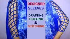 Latest Designer sleeves design for kurti cutting and stitching step by s...