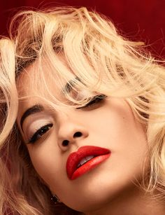 Rita Ora by James White for Wonderland Winter 2015/2016