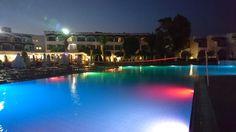 Rhodes, Greece, Sun Palance Hotel
