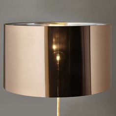 Buy John Lewis Copper Lampshade, from our Ceiling & Lamp Shades range at John Lewis. Rose Gold Pillow, Modern Lamps Bedroom, Lamp, Ceiling Lights, Copper Diy, Copper Interior, Copper Lampshade, Bedroom Lamps, Copper Lamps