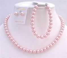 pink jewelry sets. Pink Jewelry Sets Tips & Guide. By Ferdinand Rinaldy    bracelet-case.com