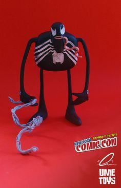Venom! by [rich], via Flickr