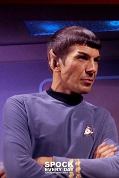 Will fill your daily Spock requirements. original Nimoy - accept no substitutes! Star Trek Original Series, Star Trek Series, Tv Series, Star Wars, Star Trek Tos, Star Trek Data, Herbert Lom, Star Trek Images, Star Trek Universe