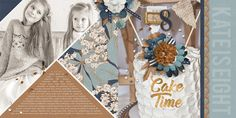 Eve Collection Biggie Layout by Brandy Murry