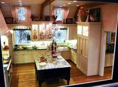 One twelve scale kitchen - beautiful