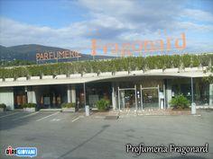 Parfumerie Fragonard - Grasse, France Grasse France, New Travel, Cannes, Neon Signs, Outdoor Decor, Perfume Store