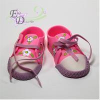 Sneakers cutter set for boy or girl/ Cortadores de zapatilla para niño o niña