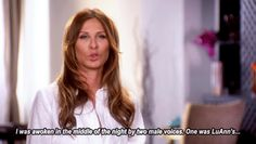 You refer to the Housewives by first name, as if you know them. | 33 Things Every Bravo Fan Knows To Be True