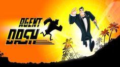 Agent Dash Gameplay Video IOS Android Walkthrough
