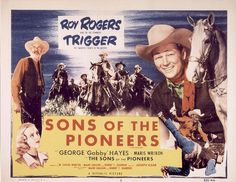 Sons of the Pioneers movie - Roy Rogers