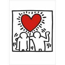 Love Keith Haring