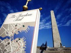 Destinations to Visit - Freedom Trail