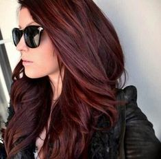45 Shades of Burgundy Hair: Dark Burgundy, Maroon, Burgundy with Red, Purple and Brown Highlights Red Hair red brown hair color Dark Red Hair With Brown, Red Brown Hair Color, Dark Brown, Color Red, Auburn Brown, Color Shades, Dark Maroon Hair, Natural Dark Red Hair, Brown Shades