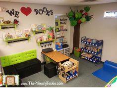 Classroom Set-Up - A Look Around My Dream Classroom: