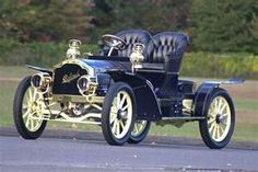 1905 Packard - (Packard Motor Car Company Detroit, Michigan 1899-1958)