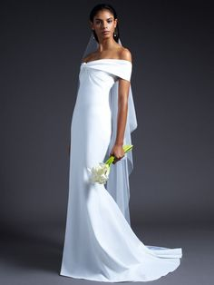 Fall Top 7 Bridal Trends, From Major Sleeves to Gowns à la Meghan Markle Wedding Dress Trends, Bridal Wedding Dresses, Wedding Suits, Bridal Style, Wedding Flowers, Wedding Venues, Wedding Rings, Meghan Markle, Bridal Collection