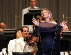 Renee Fleming Daughters | Renee Fleming - not a person who repeats very much