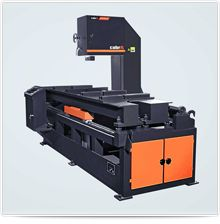Vertical Bandsaw machine is the most advanced & flexible bandsaw machine. Vertical bandsaw machines are easy to operate control console, loading & unloading of materials.