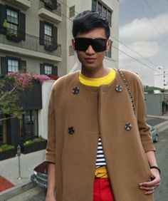 Bryanboy's outfit!
