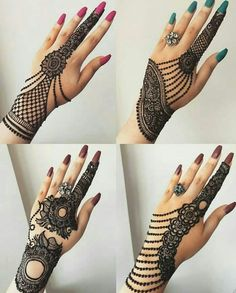 Comment with your favorite henna design. Arabic Bridal Mehndi Designs, Henna Art Designs, Mehndi Designs For Girls, Mehndi Designs 2018, Modern Mehndi Designs, Mehndi Designs For Fingers, Mehndi Design Pictures, Beautiful Henna Designs, Bridal Henna