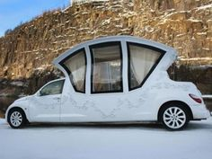 Top Ten Oddest Cars from Russia – Life in Russia