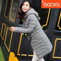 32.56$  Buy now - https://alitems.com/g/1e8d114494b01f4c715516525dc3e8/?i=5&ulp=https%3A%2F%2Fwww.aliexpress.com%2Fitem%2F2-colors-New-arrival-Winter-coat-women-2016-New-Fashion-Lady-coats-Long-and-Jacket-Female%2F32722983219.html - Plus size 2 colors New arrival Winter coat women 2016 New Fashion Female Hooded Parka clothes Lady coats Long and Jacket  M95 32.56$