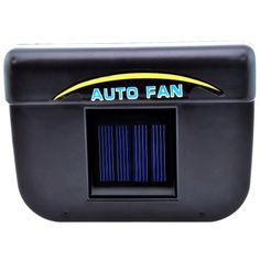 Victsing Solar Power Car Auto Cool Cooler Fan Air Ventilation Vent System * Click image for more details. (This is an affiliate link) Solar Powered Fan, Solar Powered Lights, Solar Car, Diy Solar, Car Cooler, Coolest Cooler, Air Ventilation, Power Cars, Energy Technology