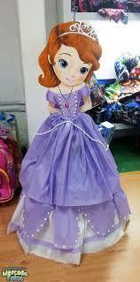 Resultado de imagen para piñata princesa sofia