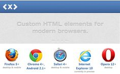 X-Tag: Индивидуализация HTML-элементов по запросу