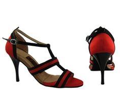 Of Passion and Embraces (Satin) Salsa Shoes $129  #Women #Shoes #Latin #Salsa #Dance  http://store.dancingworkshops.com/ProductDetails.asp?ProductCode=OPAE
