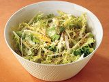 Ceviz Soslu Hindiba Salatası