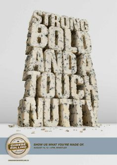 Food Typography Designs For Inspiration