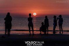 Emilia #Romagna: #Spiaggia #Pinarella - Cervia (Ra)  Foto di @lafranc... (volgoemiliaromagna) (link: http://ift.tt/2ctizMR )