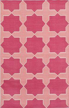 This rug has us smitten. #rug #nursery