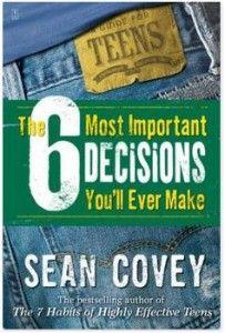 6 Most Important Decisions You'll Ever Make - Amazon Deals