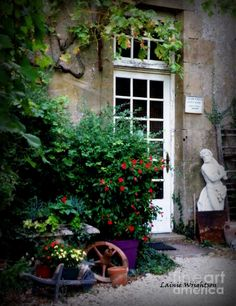 antique shop in Vezelay, France. Only been there once but would love to go back!!