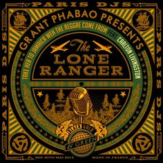 Grant Phabao & The Lone Ranger / Take Her To Jamaica Weh The Reggae Come From feat. Carlton Livingston / Paris DJs