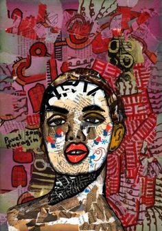 Buy Pop girl #9, Collage by Pavel Kuragin on Artfinder. Discover thousands of other original paintings, prints, sculptures and photography from independent artists.