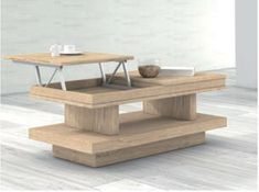 Mesa centro elevable moderna 176-MA360  Mobles Sedaví Table, Furniture, Home Decor, Center Table, Centerpieces, Modern Coffee Tables, Coffee Tables, Modern Table, Homemade Home Decor