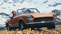 Tradition: 50 Jahre Fiat 124 Spider - Der Bestseller unter den Italo-Roadstern (Kurzfassung) Quelle: Fiat
