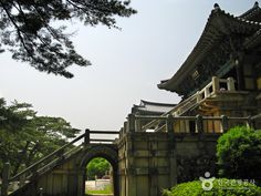 Bulguksa Temple [UNESCO World Heritage] (불국사)
